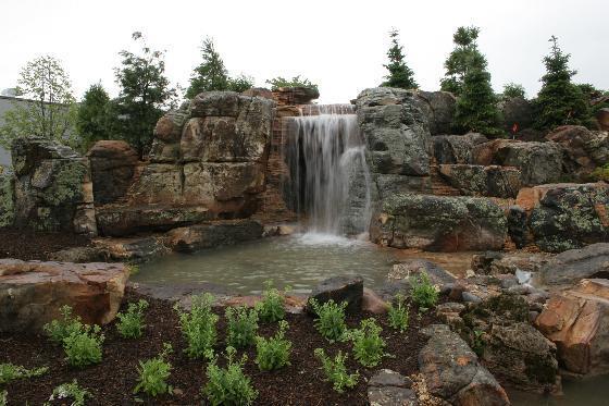 Big Ponds And Design